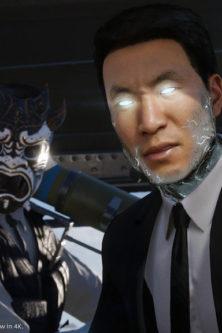 Mister Negative, Spider-Man PS4